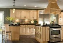 Home: Kitchen and Dining Room / Design/decor ideas for the kitchen and dining areas!