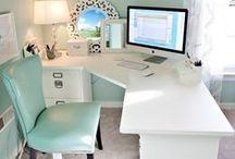 Home: Libraries, Offices, and Nooks / Design/decor ideas for libraries, offices, reading nooks, and more!