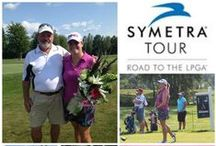 GolfHER on the #Symetra Road to the LPGA tour! / Follow us on the #symetra tour as player Joanna Coe makes her journey through the 2014 season.  Root her efforts along with us! #golfforwomen #golffashion www.golfhergirl.com / by GolfHER ~ ladies golf apparel