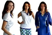 GolfHER summer/fall 2014 collection / Our summer/fall in ready to rock the fairways. Find these looks in stores and online at www.golfhergirl.com/apparel #golfher #golffashion / by GolfHER ~ ladies golf apparel