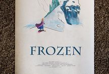 Frozen. ❄️ / by Hannah Briscoe