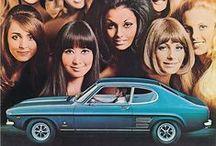 vintage car ads / cars, ads, oldschool cars