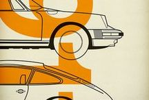 porsche, porsche, porsche / Porsche cars and all things related to the cars