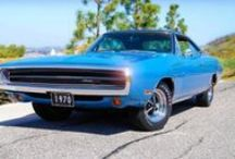 us muscle cars / mopar, v8, cool and sporty