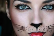 Costumes and Make-Up Ideas / Ideas for Halloween and other costumes!