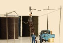 Model Scales | Mini figures / Model Scales | Mini figures