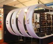 Exhibition Stand / Exhibition Display stand for hardware accessories , handles , knobs and curtain rails.