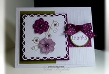 Crafts ~ Cards and Scrapbooking / by Cathy Homan