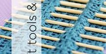 Craft Tools & Tips / Need some DIY tips for your knit, crochet, and craft projects? This is your crafting toolbox!