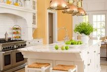 Kitchen Dreams / My dream kitchen ideas that would be perfect for my dream home! / by SoberJulie