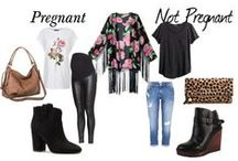Pregnancy Style / Want to continue looking wonderful throughout your pregnancy? Rock some great pregnancy fashion and find ideas and inspiration here!