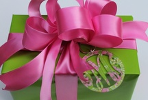 Wrapping Ideas / i love to wrap gifts almost as much as i love to give them! / by Julie Durham