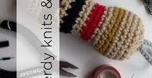 Nerdy Knits & Crochet
