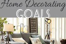 Home Decor & Tips / by Julie Wood