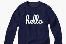 Favorite clothings