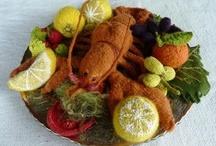 Knit & Crochet Food / by Lion Brand