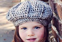 Crochet-Children's & Baby hats / by Roni Power