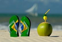 Brasilianische Strände / Praias brasileiras
