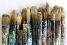 colors, shades, tones and hues / by Julia Seydel