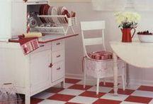 Eat+Enjoy / {kitchen+dining: places to enjoy+prepare+store food} / by Dear November & Sweet September {Rachel Cooper}