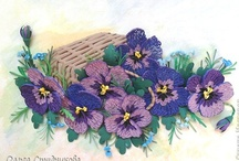 Pictures about pansies and more