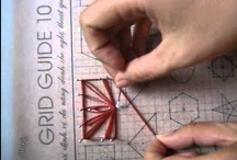 Guide using quilling tools