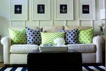 Living Room / by Julie Wood