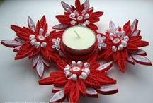 3D quilling about candles