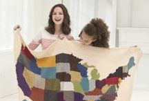 Advanced Knitting & Crochet / Patterns for the experienced knitter or crocheter. / by Lion Brand