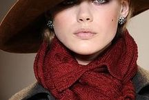 All About Scarves & Accessories / by Kim Miles