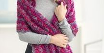Lion Brand's Latest Patterns / Check out the latest patterns to knit & crochet from Lion Brand each week!