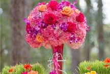 center pieces ideas / by Sophia F.