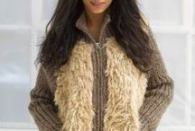 Popular Knit & Crochet Trends / Get inspired with the latest trends in knit and crochet! / by Lion Brand