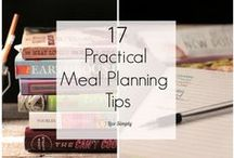 Meal Planning / Check links and move to other boards / by Julie Wood