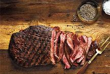 Steak recipes Galore! / Call me a cave woman if you'd like, but who can resist the beauty of a delicious steak prepared just right? These Steak recipes are awesome! / by SoberJulie