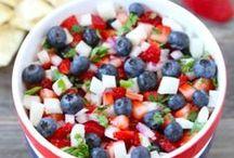 Fruits & Veggies / by Julie Wood