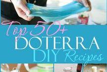 doTERRA Recipes & DIY / by Julie Wood