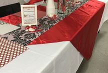 Daughters of Faith Decorating Events Ministry / All special events held at Shining Star Baptist Church and other locations. Ministry decorates churches and lower auditorium for eating events or special events. Events are held in church, halls and homes.