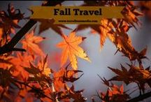 Fall Travel - TBM / Fall is shoulder season for travel, and a wonderful reason to explore destinations offering interesting attractions and events along with great value. Travel Buzz Media: Setting Trends, Influencing People. www.travelbuzzmedia.com