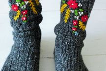 Knots: Socks To Be You / Someday, I'll get to knitting a pair...