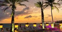 Sunsets at the Divi & Tamarijn Aruba All Inclusives