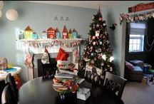 Celebrate Advent / Post-Thanksgiving all the way to Valentine's Day...Advent, Christmas, winter ideas. / by Melissa