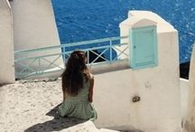 Proud to be a Greek Girl / by Marianne Frangos