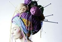 Crochet and Knit  / by AnnaKristin Halldórsdóttir