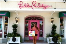 Lilly Pulitzer = Summer Love / by Marianne Frangos