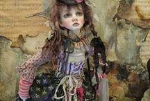 Dolls ;) / by AnnaKristin Halldórsdóttir