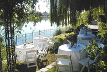 Catering / Complete catering services from our on site partner Garfield's Restaurant / by Lakeside Weddings