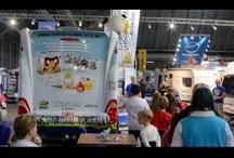 Caravan Lahti 2012 / Video Pinboard from Caravan Show Lahti.