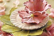 Cake Plates, China and Glass / by Marianne Frangos
