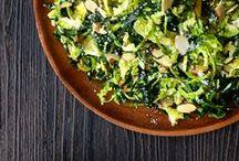 Veggies, Salads, & Sides / by Melissa